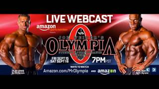 Where To Watch Mr Olympia 2017 (Plus Top 10/Top 3 Predictions)