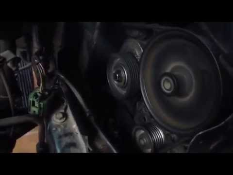 Saura - Ford Ka, correia de acessórios