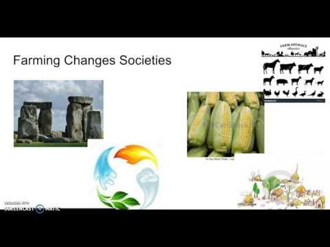 farming change societies