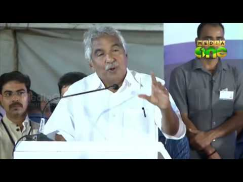 CM inaugurates Vizhinjam port construction