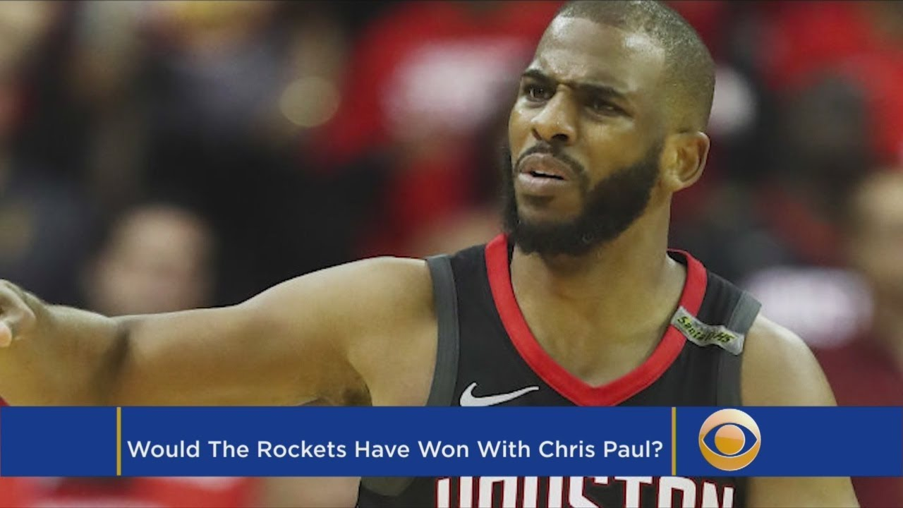 Keidel: Would The Rockets Have Won With Chris Paul?