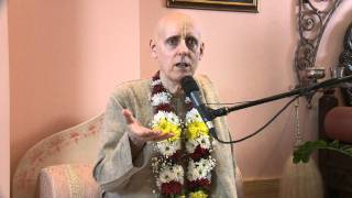 "2011.10.09. ""Don't Put Yourself In The Center"" HG Sankarshan Das Adhikari - Riga, Latvia"