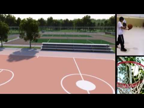 Pleasant View School, Memphis--Sports Expansion Project