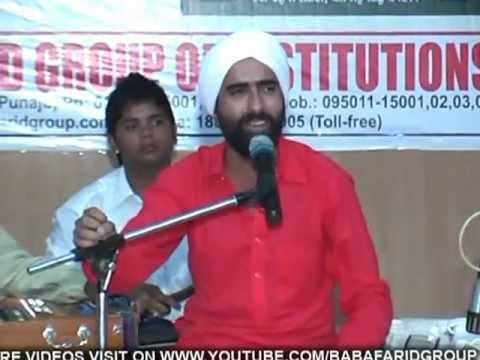 Bfgi - Sufiana Sham - Kanwar Grewal - Tu Garba Maa Teri Dor Ve Mahiya video