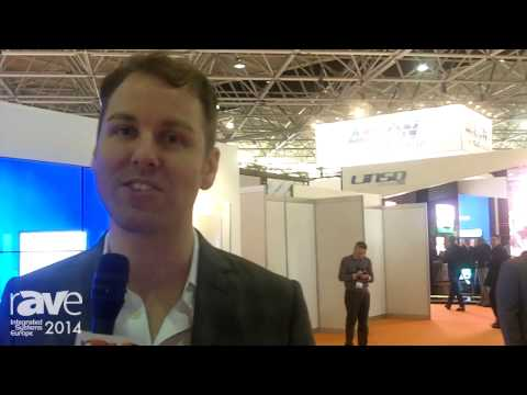 ISE 2014: Services and Products Provided by BroadSign