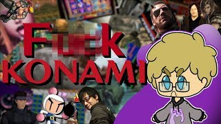 What Happened to Konami? - Corruption and the Kojima Conundrum