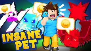 I Hatched SO MANY LEGENDARIES in Pet Ranch Simulator 60M Update!