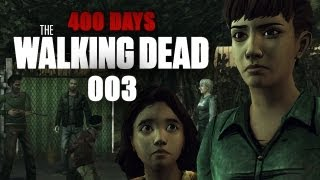 THE WALKING DEAD: 400 DAYS #003 - Verraten und Hintergangen [HD+] | Let's Play The Walking Dead