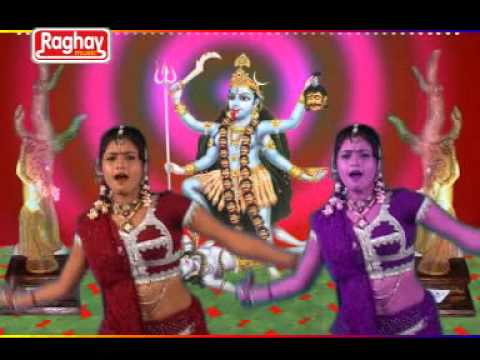 Pavaghad Na Patairaja-gujarati Mataji Mahakali New Bhajan Of 2012 By Kavita Das video