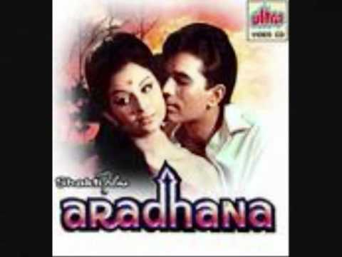 Mere Sapno Ki Rani Film Aradhana (1969) a loving tribute to...