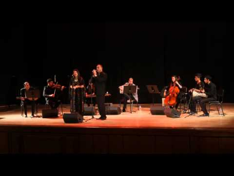 Musical Concert maqamat Al-quds video
