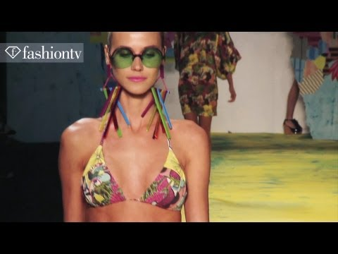 Salinas Swimwear Show - Bikini Models On The Runway At Rio Fashion Week Summer 2013 (2) | Fashiontv video