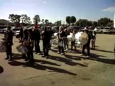 Calvary Christian Academy Ormond Beach FL Drumline part 4