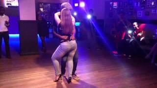 The most intense Kizomba dance