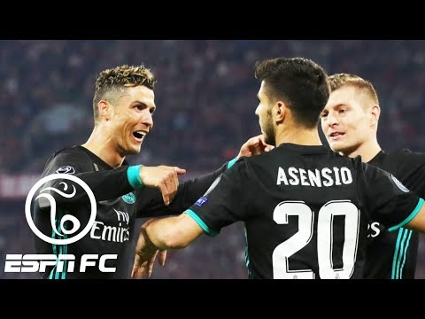 Real Madrid wins at Bayern Munich 2-1 in Champions League semifinal | ESPN FC thumbnail