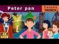 Peter Pan in French | Histoire Pour S'endormir | Histoire Pour Les Petit | Contes De Fées Français
