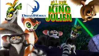 Final Episode - All Hail King Julien (season 5) | The end is here season 5 episode 13 SEASON FINALE
