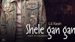 Lil Kesh – Shele Gan Gan (LYRICS VIDEO)