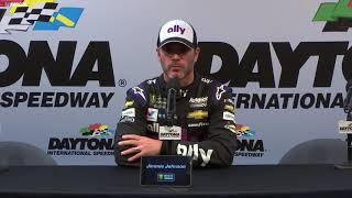 Johnson: 'I don't crash people to win'