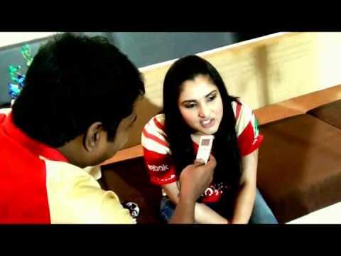 Interviewing Kannada Actress Ramya video