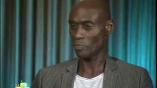 Exclusive Interview with Lance Reddick of Fringe