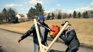 Angry Birds Real Life Fun Video Kaliteli - iPhoneOyna.com