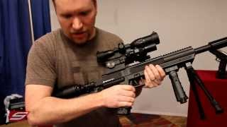 Rifle to Pistol in 1 Min - Tiberius Arms T9.1 FSR Sniper MagFed