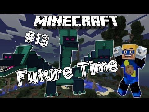 Ab ins Twilight Forest-Minecraft Future Time Folge #13 Deutsch