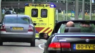 A1 Ambulance 20-143 ACACIASTRAAT TILBURG