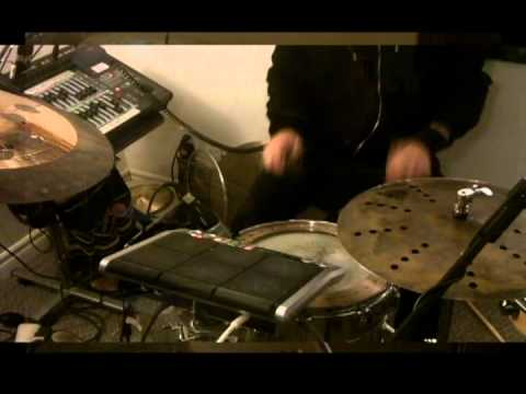 Sabian Hoop Crasher Demo - Greg Harrison