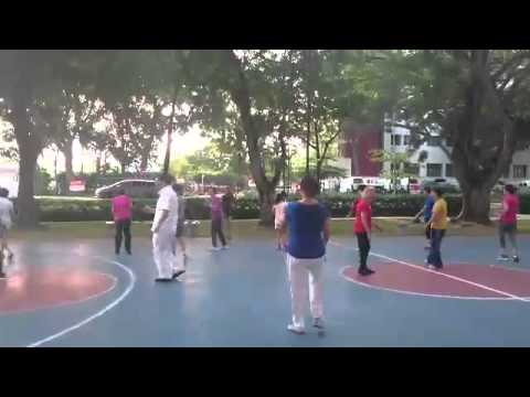 Pap S Potong Pasir Candidate Sitoh Yih Pin Dancing With