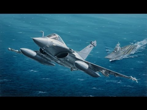 Caça Dassault Rafale