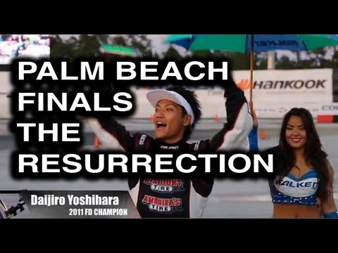 Behind the Smoke 2 - Ep 9 The Resurrection Palm Beach - Dai Yoshihara