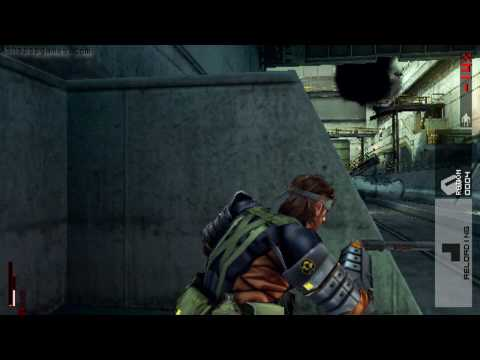 MGS: Peace Walker - PSP - #24. Head To The Control Tower [1/4]