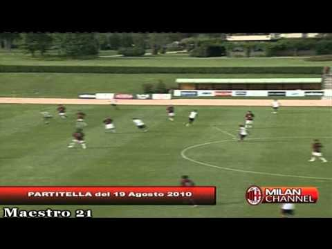 Highlights AC Milan 4-0 Primavera - 19/8/2010 Video