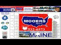 Homes For Sale With Land In Maine | 99 Ridge RD Oakfield ME MOOERS REALTY 8715
