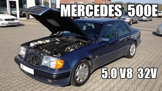 download lagu Mercedes 500e W124 It Is So Smooth  Review gratis
