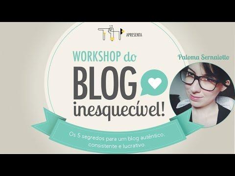Como criar um blog inesquecível
