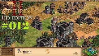 AoE II #012 (Age of Empire II) Deutsch 🐔🐒 LPT mit FatLP: Kein Frieden im Bergfried