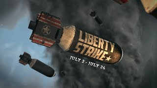 """Official Call of Duty®: WWII - """"Liberty Strike"""" Community Event Trailer"""