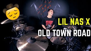 Lil Nas X - Old Town Road (feat. Billy Ray Cyrus) [Remix] | Matt McGuire Drum Cover