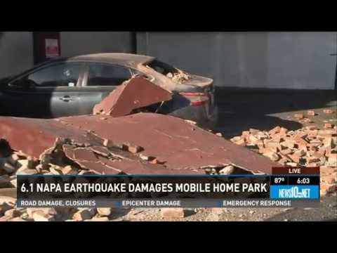 Napa Quake Coverage