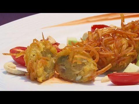現代心素派-20150226 香積料理 - 高偉哲 - 地瓜繡球