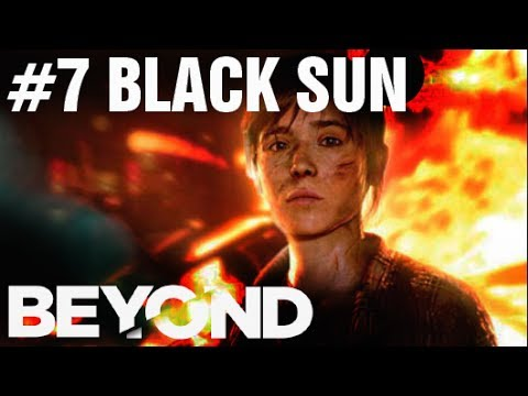 BEYOND: Two Souls Gameplay Walkthrough Part 7 Full Let's Play - Ellen Page