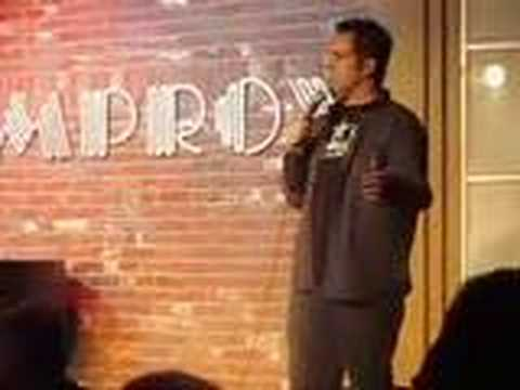 Craig Gass Performs at the Improv on Valentines Day 2007