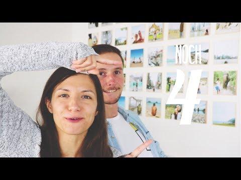 Weltreise Tag 622 • 4 Tage vor Abflug • Deutschland • Vlog #093