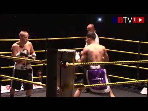 "Zahid ""The Magic Man"" Hussain vs Miklos Hevesi - Live from Manchester"