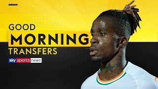 Can Arsenal afford to sign Wilfried Zaha?   Good Morning Transfers