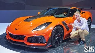 The New Corvette ZR1 is the Fastest Corvette Ever! | FIRST LOOK