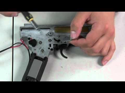 HitGuns.com - Airsoft Gun Guide - CM-028 AK-47 Disassembly